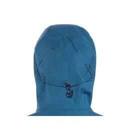PYUA Gorge-Y 3-Layer Jakke Herrer blå